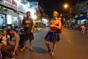 GAY-DATING SPOTS in Saigon