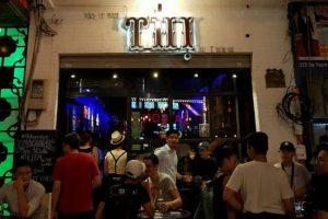 THI BAR - famous bar for gay